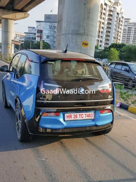 BMW i3s Spotted Testing in India: Expected to Launch Sometime Next Year