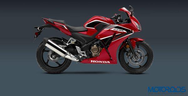 Upcoming Bikes: Honda CBR 300R Side