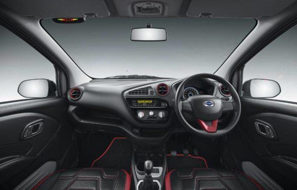 Datsun redi GO limited edition dash