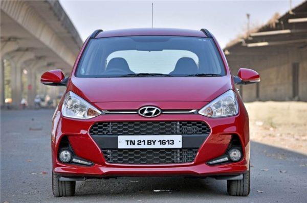 Hyundai Grand i10 Diesel (24.95 kmpl)