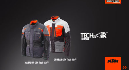 KTM PowerWear TechAir featured