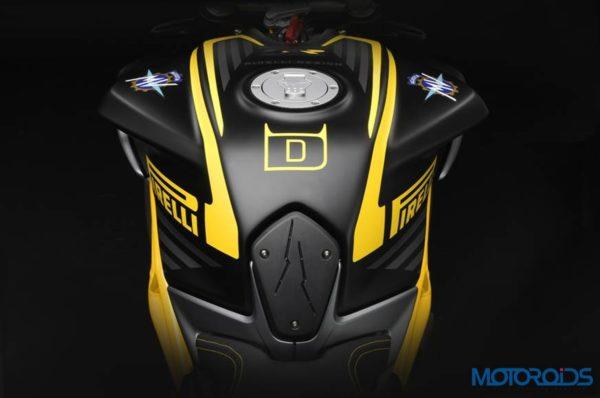 MV Agusta Dragster 800 RR Pirelli Tank