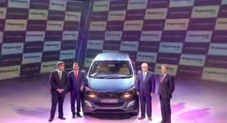 Here Is the New Mahindra Marazzo MPV, All You Need to Know