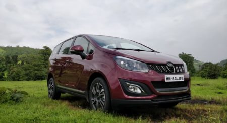 The Mahindra Marazzo M8 Can Now Seat Eight
