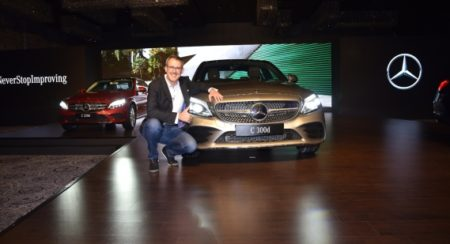 Mercedes C Class new gen launch featured