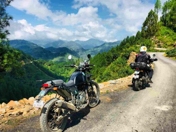 Royal Enfield Tour Of Uttarakhand 2018 (1)