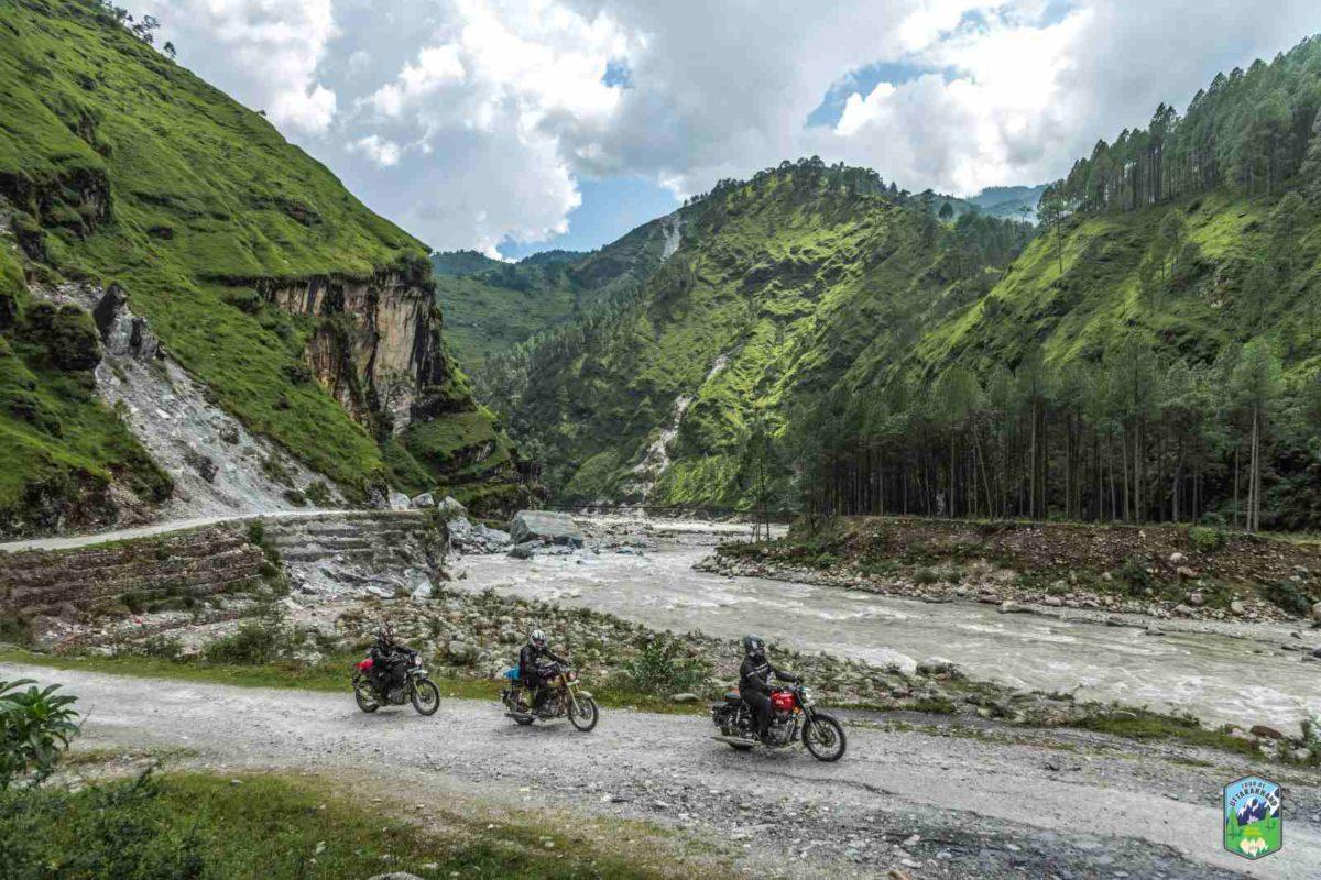 Royal Enfield Tour Of Uttarakhand 2018 (18)