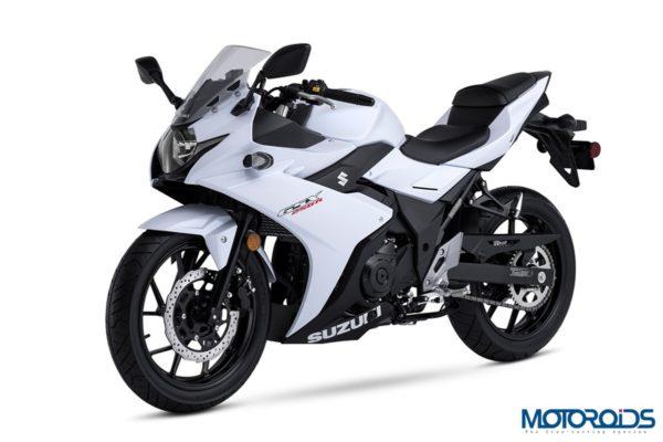 Upcoming Bikes: Suzuki GSX250R