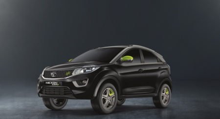 Tata Nexon Achieves Full '5 stars' Adult Safety Rating From Global NCAP