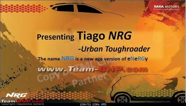 Tiago NRG featured