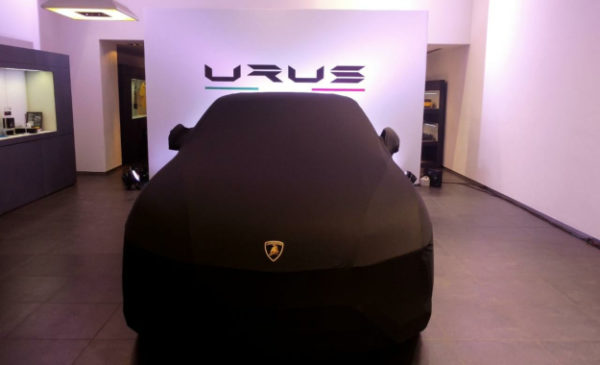 Urus delivery featured