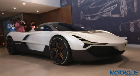 VIDEO: Meet India's First Hypercar – The Vazirani Shul