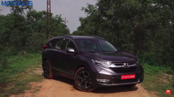 honda crv review featured