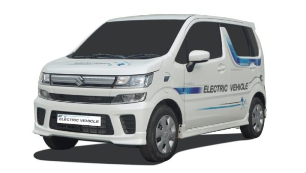 Maruti Suzuki Electric car