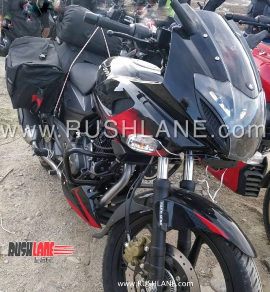new bajaj pulsar 220 abs spied featured