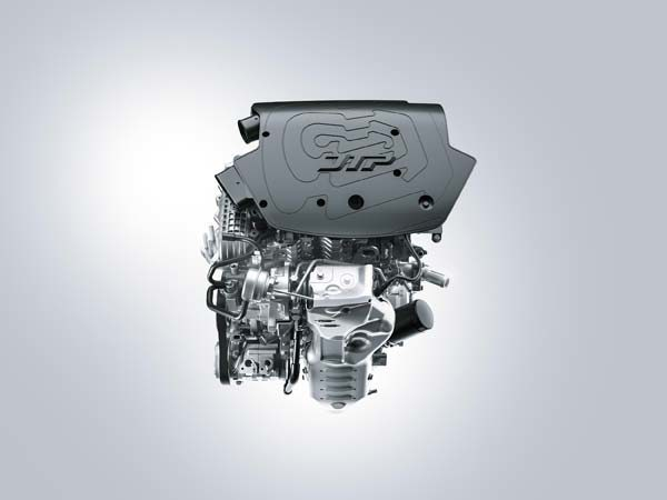 1.2L Turbocharged New Generation Revotron Petrol Engine