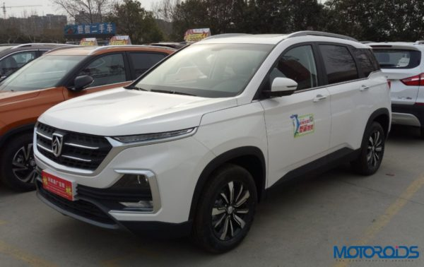 Baojun 530 China (2018) Front Three Quarter