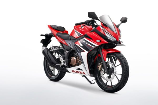 2019 honda cbr150r abs honda racing red b52f