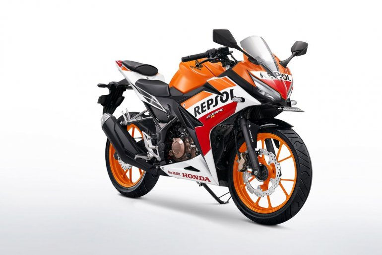 Here Is The New For 2019 Honda Cbr150r Abs Launched In Indonesia