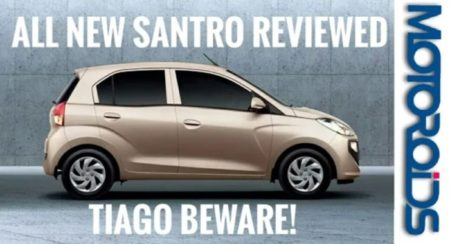 VIDEO: All New 2018 Hyundai Santro First Drive Review
