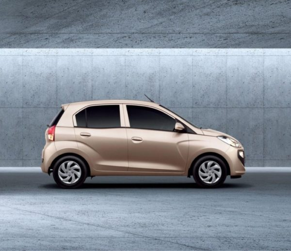All New Santro side
