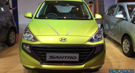 Return of the Legend, All New Santro Launched at INR 3,89,000