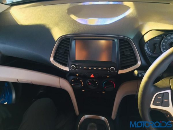 All new Santro Launch dash