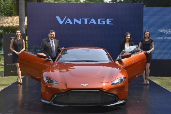 Play James Bond In Your Own Life Aston Martin Vantage Launched At Inr 2 86 Crore Motoroids