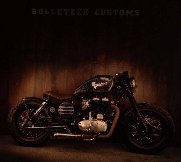 Bulleteer Customs Smoked