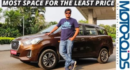 VIDEO: New 2018 Datsun Go Plus Facelift Review, Big Space Small Price