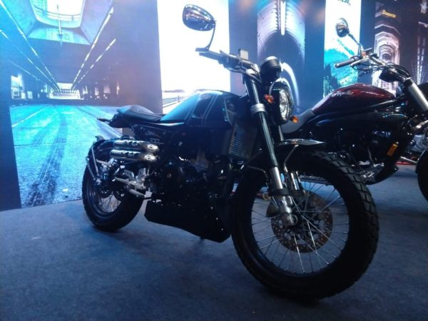 FB Mondial HPS 300 India Launch (1)