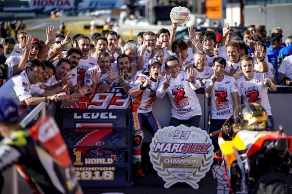 Honda Repsol Team Celebration_MotegiGP