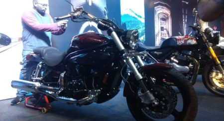 Return Of The Hyosung Aquila 650: Gets Priced At Rs. 5.55 Lakh Ex-Showroom Mumbai