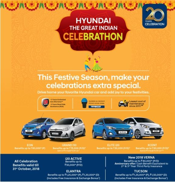 Hyundai Dussehra Offers