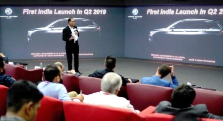 MG Motor India Plan: Sub-20 Lakh Boujun 530 SUV Launch in 2019, Electric SUV in 2020
