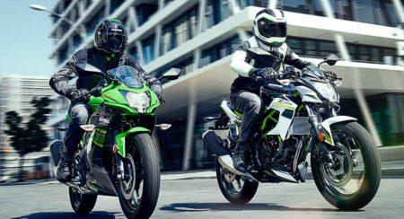Kawasaki Ninja 125 and Z125