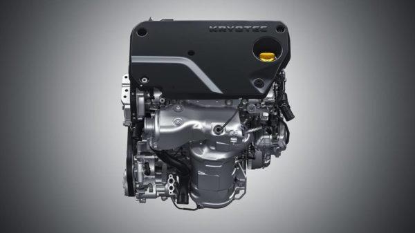 Kryotec engine tata harrier