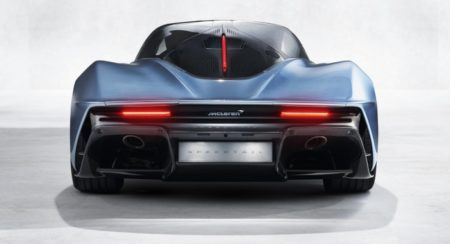 Here Is the £1.75m, 3-Seater McLaren Speedtail, All 106 Units Sold Out