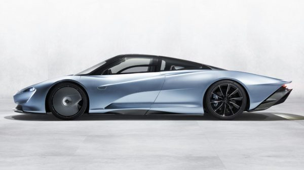McLaren Speedtail side