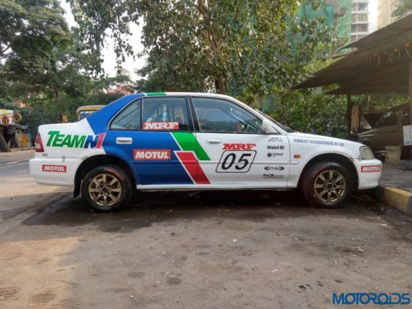 Modified Honda City 1