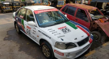 This Type-2 Honda City Cannot Run in the City Anymore