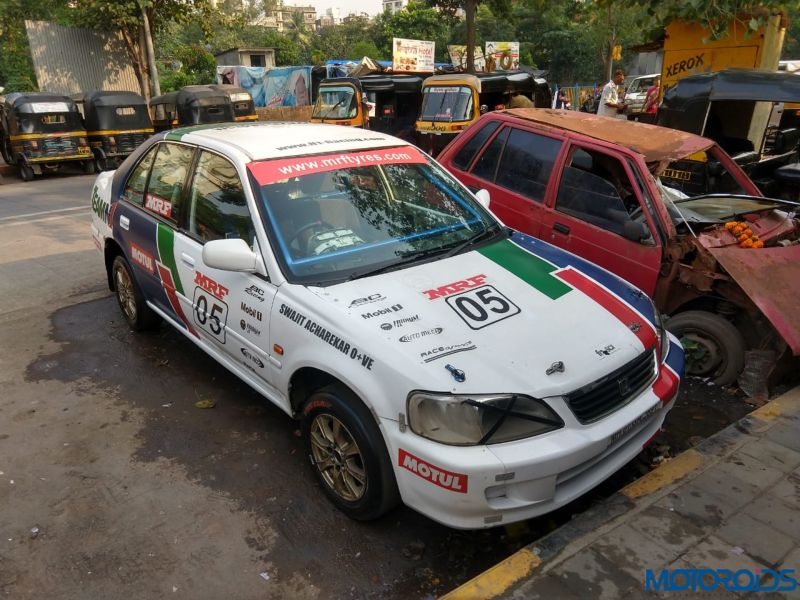 This Type 2 Honda City Cannot Run In The City Anymore Motoroids