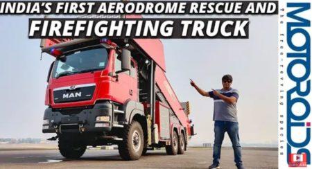 Mumbai airport truck featured