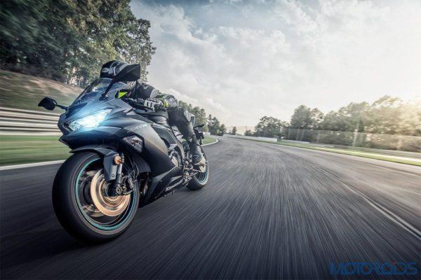 New 2019 Kawasaki Ninja ZX 6R (1)