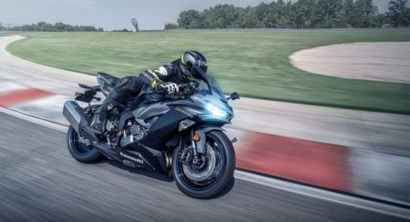 2019 Kawasaki Ninja ZX -6R Revealed; Could Be Headed Our Way