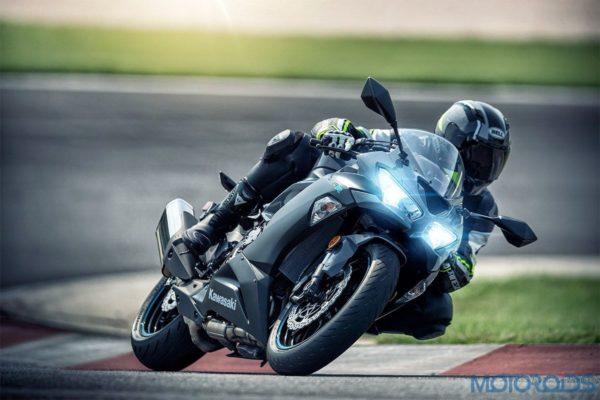 New 2019 Kawasaki Ninja ZX 6R (3)
