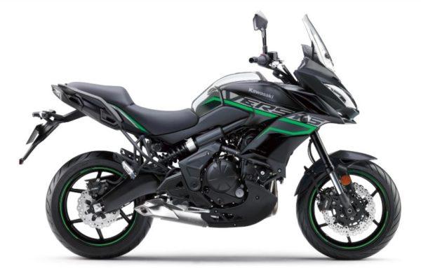 New 2019 Kawasaki Versys 650