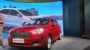 New Ford Aspire red quarter