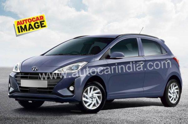 Next gen 2019 Hyundai Grand i10