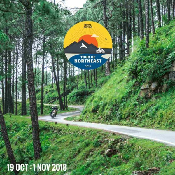 Royal Enfield Tour OF NorthEast 2018 (10)